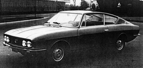 Fiat – 125 Fastback Savio