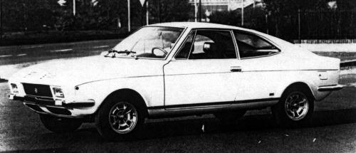 Fiat – 128 Coupé Savio