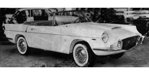 Fiat – 1200 Spider Savio