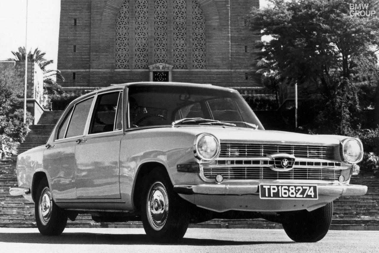 BMW – 1800 SA