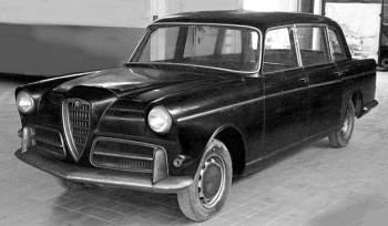 Alfa Romeo – 1900 Ministeriale
