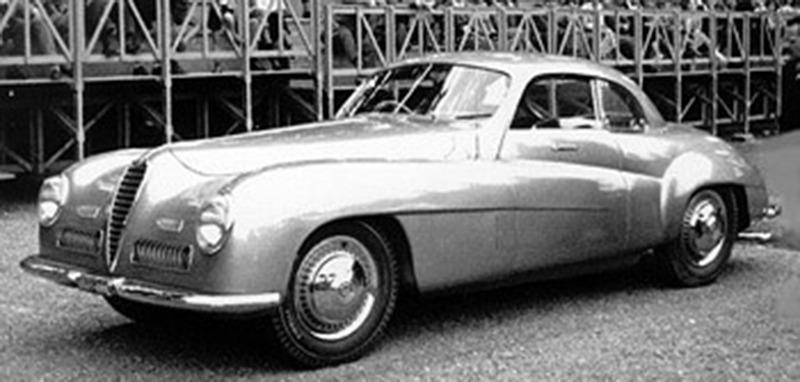 Alfa Romeo – 6C 2500 S Castagna