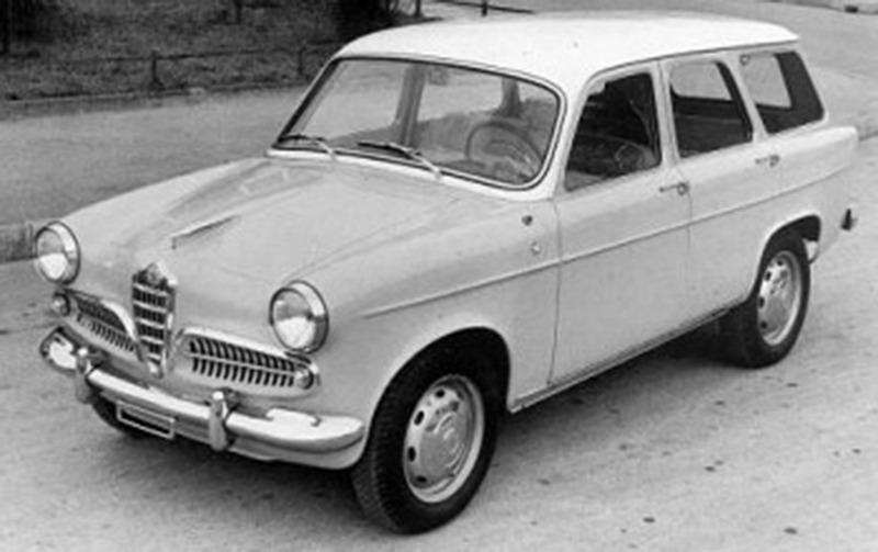 Alfa Romeo – Giulietta Promiscua