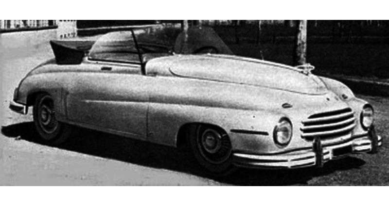 Fiat – 1100 S Cabriolet Vistotal