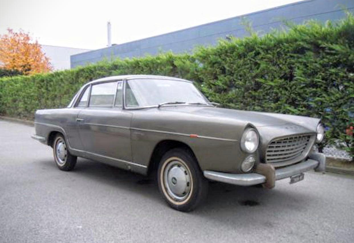 Fiat – 1800 Coupé Gran Lusso