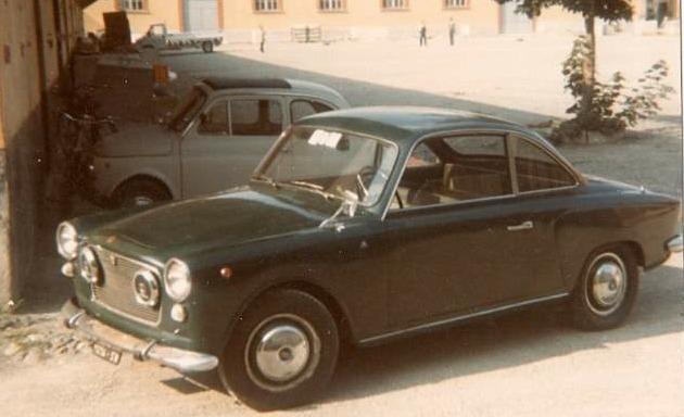 Fiat – 1100 Coupé Monviso