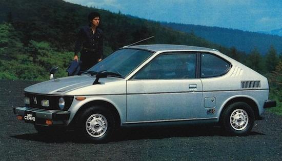 Suzuki – SS20 Cervo