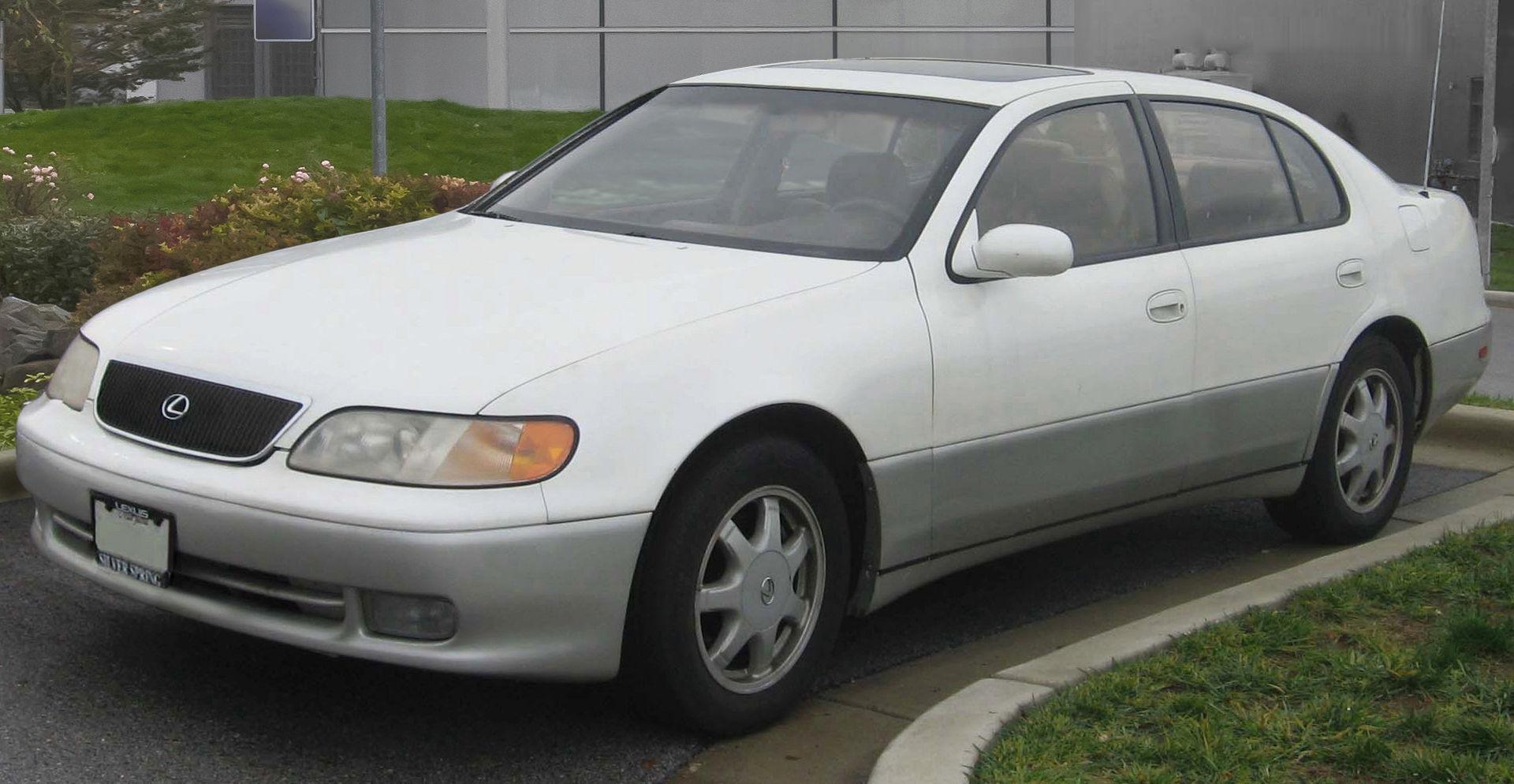 Lexus – GS