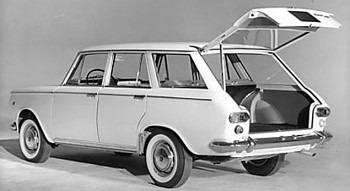 Fiat – 1500 Familiare
