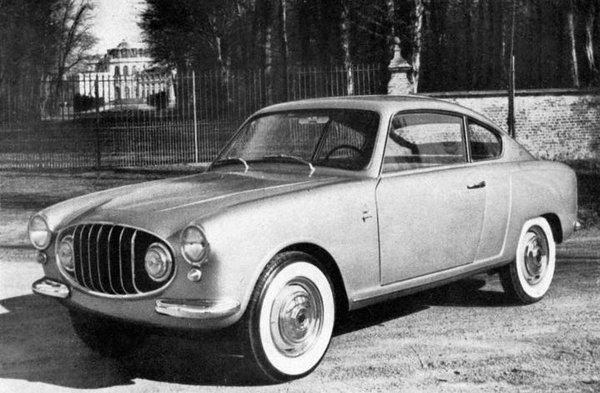 Fiat – 1100 TV Monviso