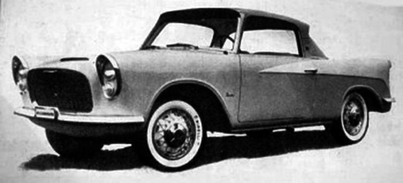 Fiat – 1200 Coupé Savio
