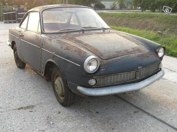 Moretti – 600 Coupé