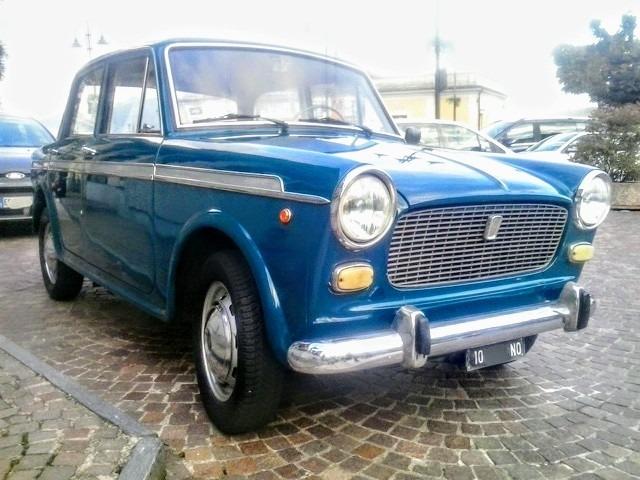 Fiat – 1100 D Caprera