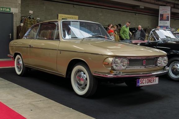 Fiat – 1500 Coupé Sportinia