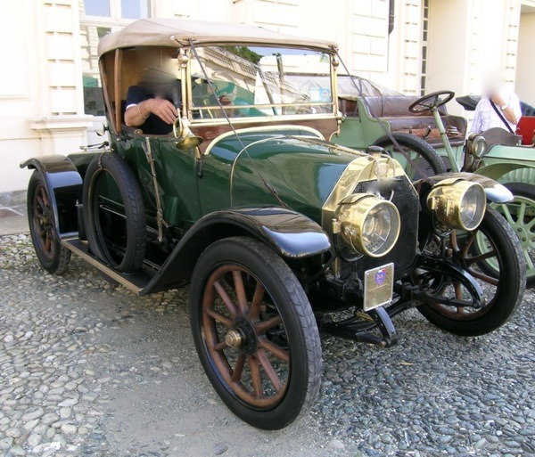 Fiat – 2B Spyder