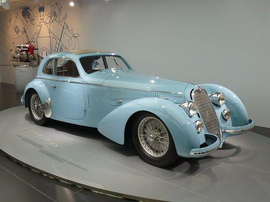 Alfa Romeo – 8C 2900B Lungo