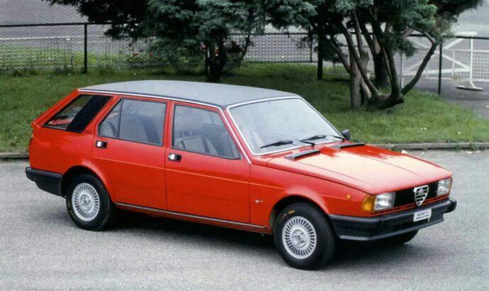 Alfa Romeo – Giulietta Folk