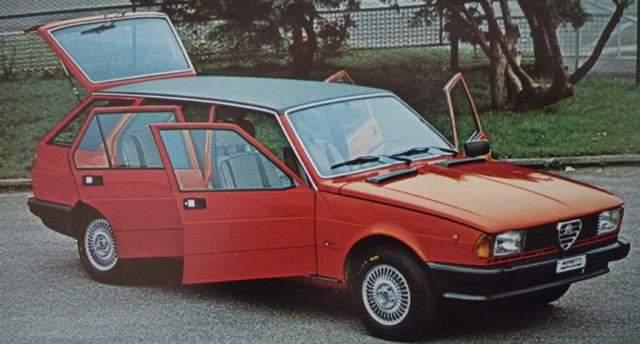 Alfa Romeo – Giulietta Folk full