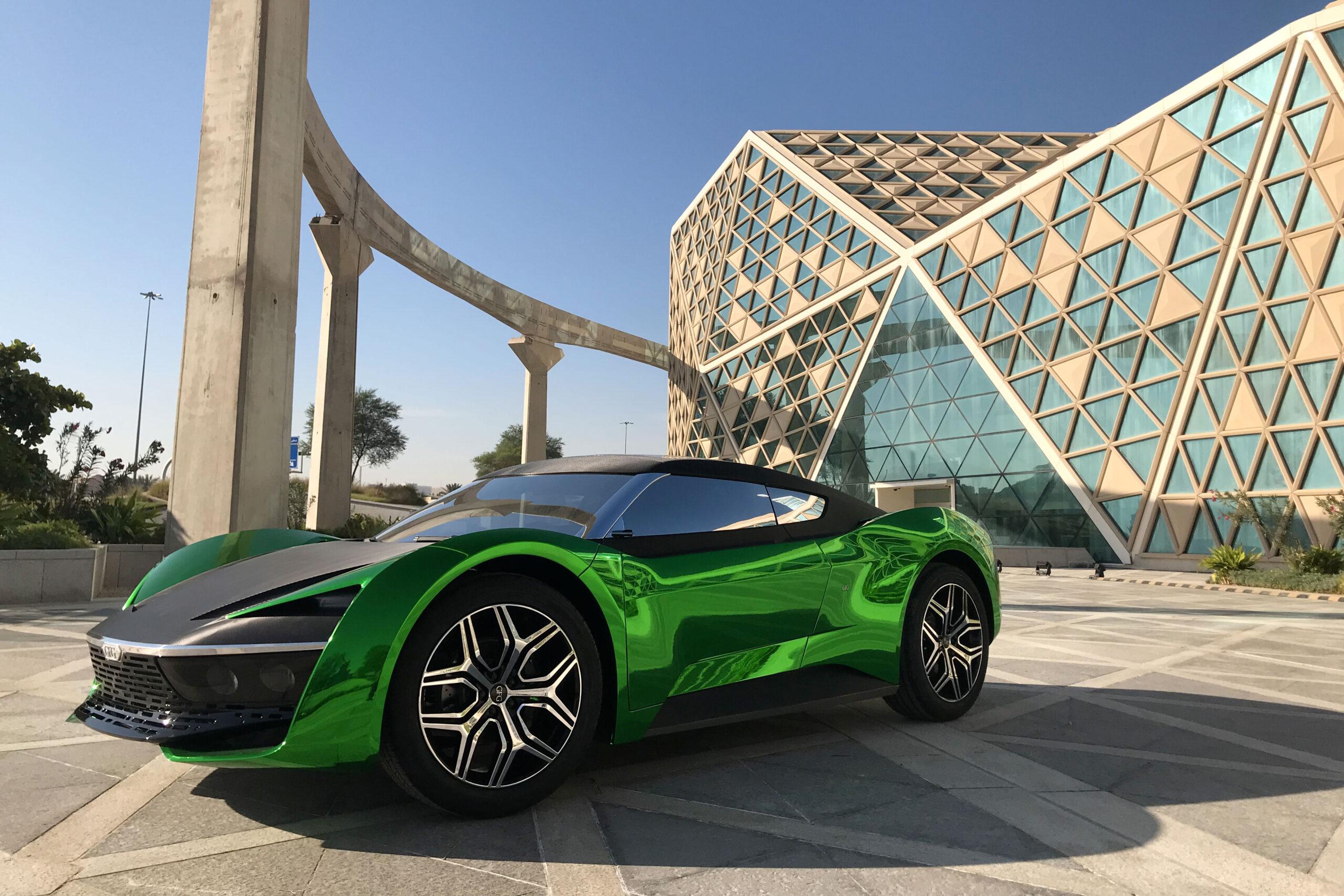 GFG Style 2030: from Riyadh to Geneva