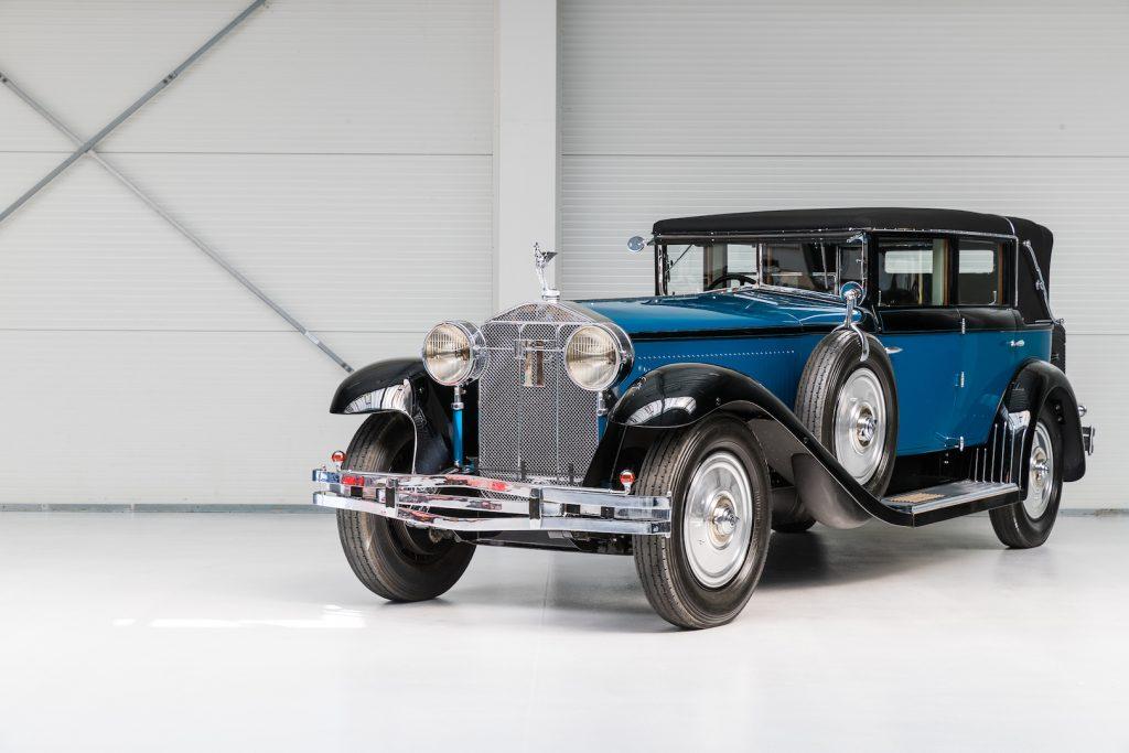 Isotta Fraschini – Tipo 8A Landaulet
