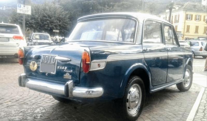 Fiat – 1100 D full