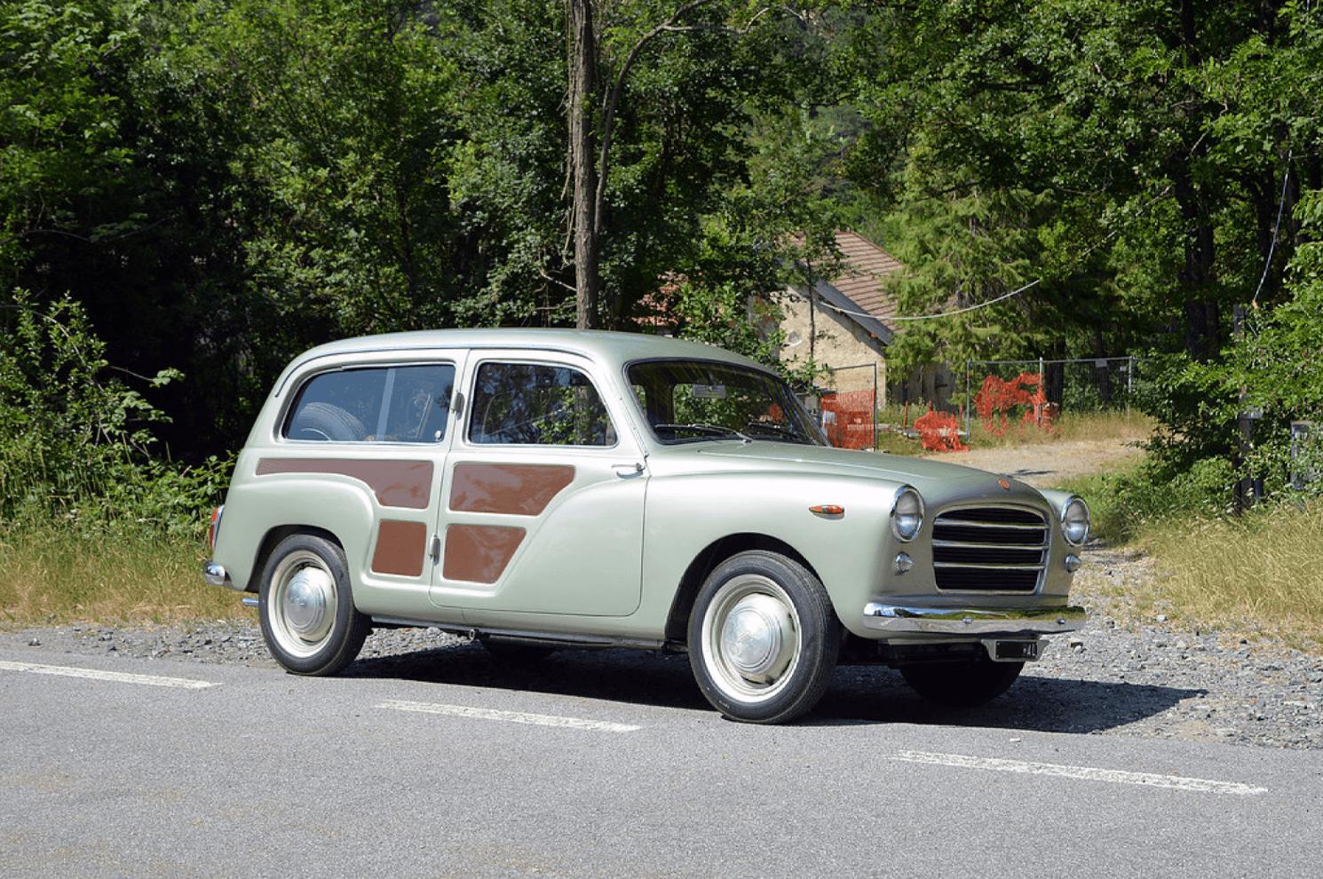 Fiat – 1100 Giardinetta Monviso