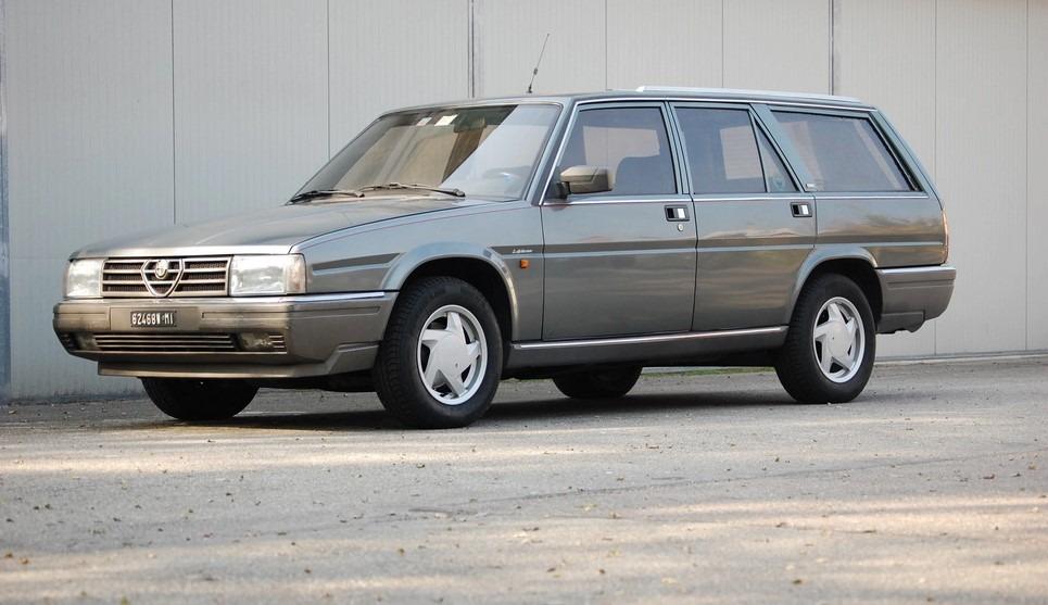 Alfa Romeo – 90 Station Wagon