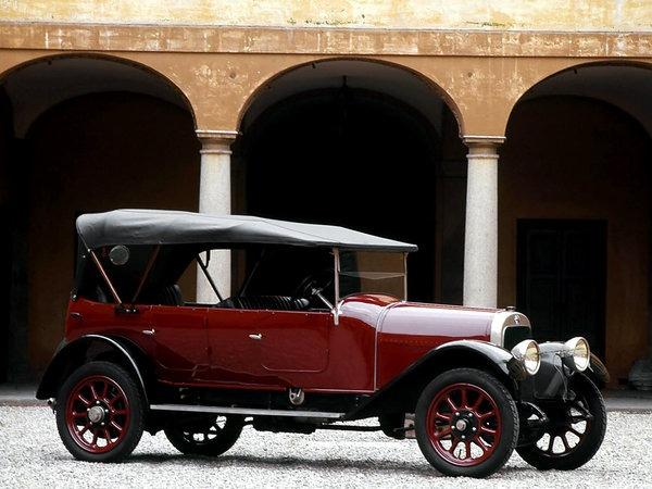 Alfa Romeo – 20-30 HP ES Sport