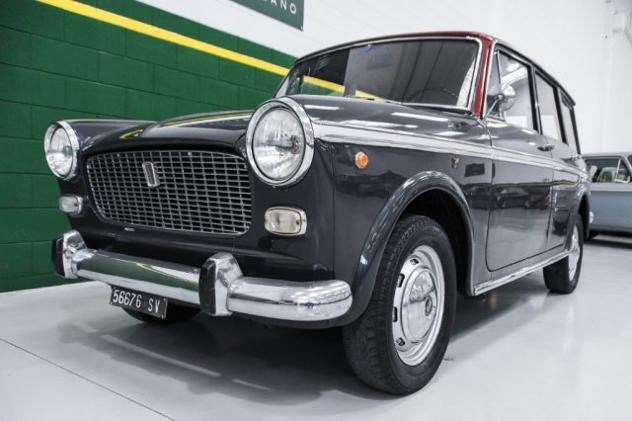 Fiat – 1100 Giardinetta Scioneri