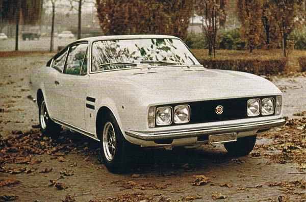 Fiat – 125 GS Coupé