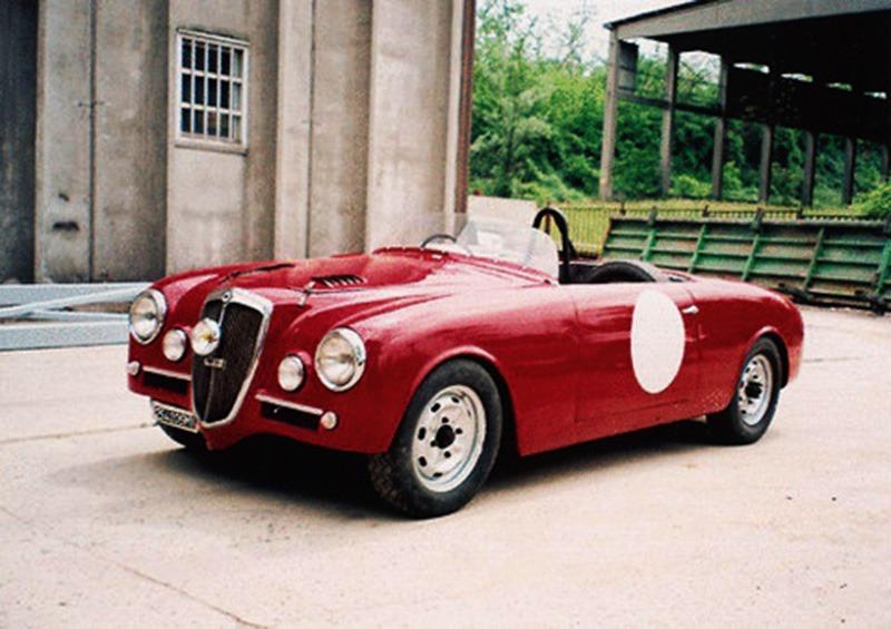 Lancia – Aurelia B20 GT Moretti