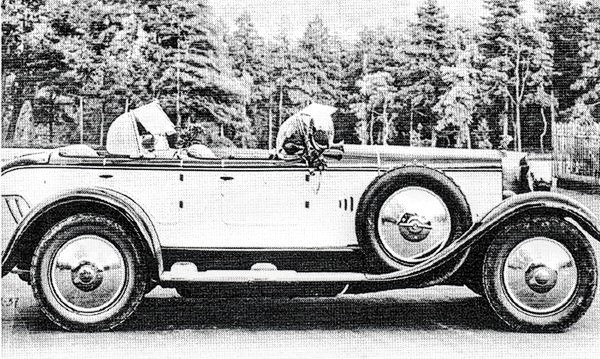 Alfa Romeo – RL SS