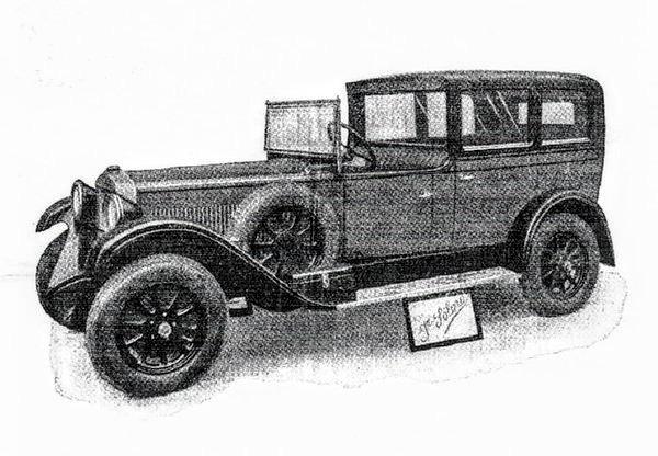 Fiat – 520 Torpedo
