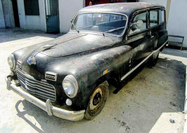 Fiat – 1100 EL Giardinetta