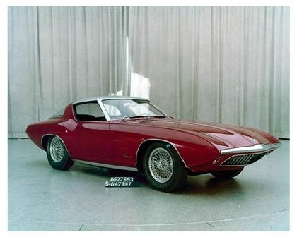 1963_Ford_Cobra-II_Concept_01