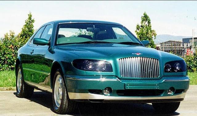 Bentley – B3
