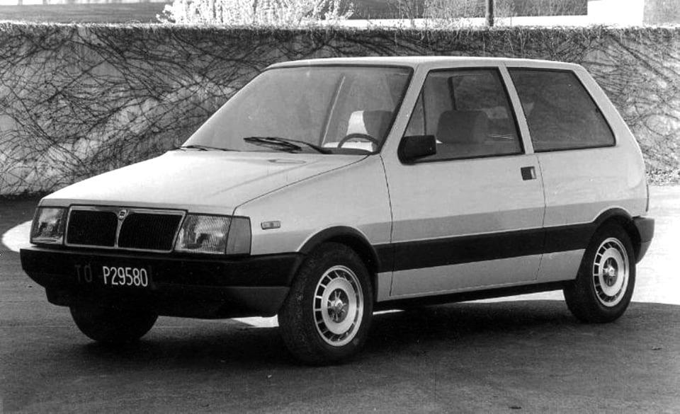Lancia – BCDE