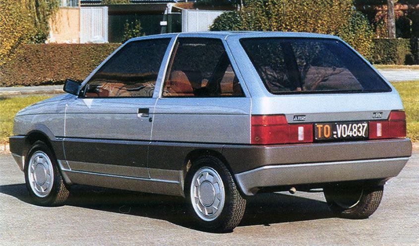 Lancia – A 112