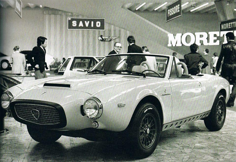 Lancia – Felber FF Spider