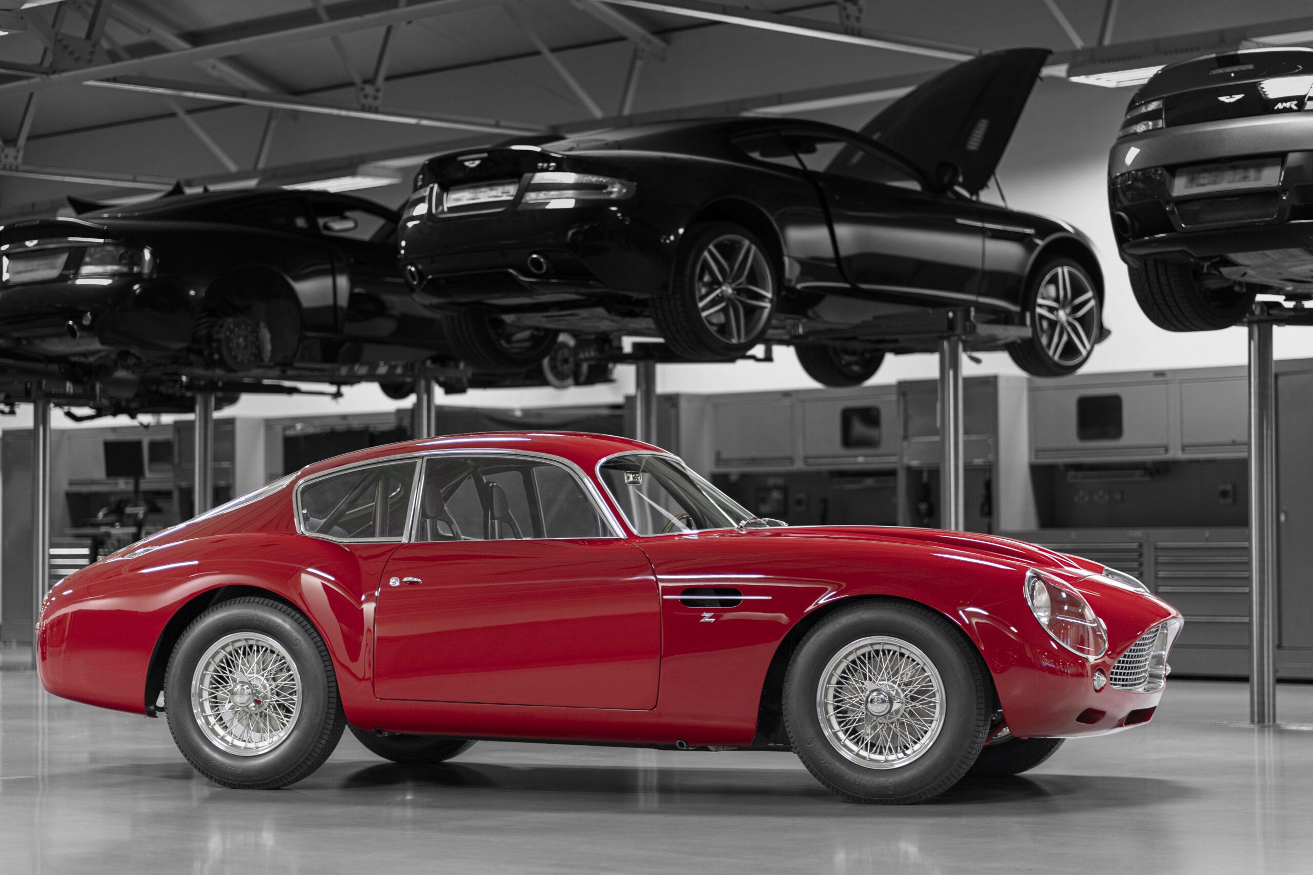 Aston Martin DB4 GT Zagato Continuation (15)