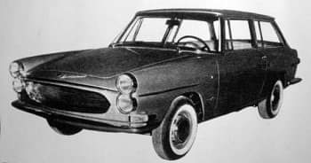 Fiat – 1500 Country Sport