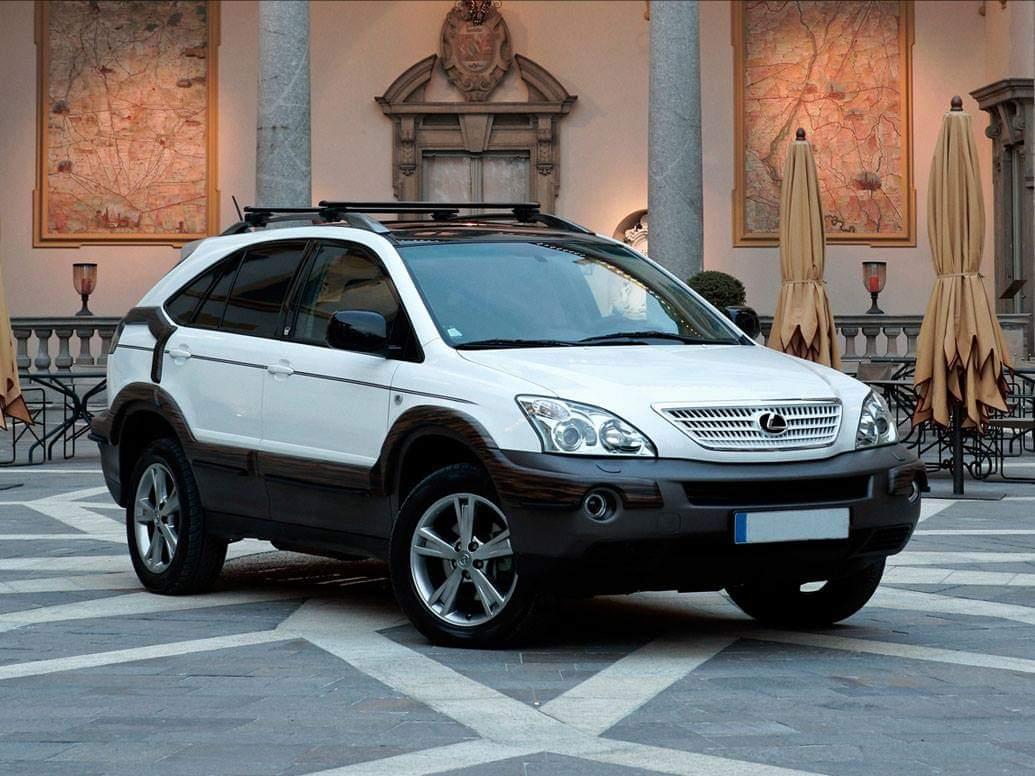 Lexus – RX400h