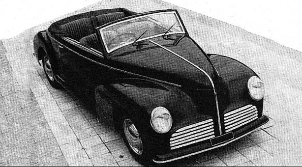 bertone 1947 fiat1500cabrio