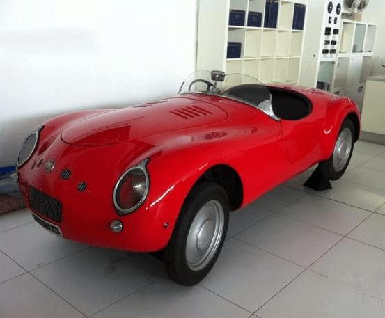 Fiat – 500 A Barchetta