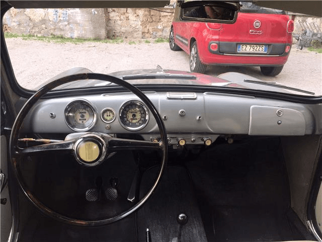 1954 Fiat 1100 TV by Colli-Stanguellini(3)