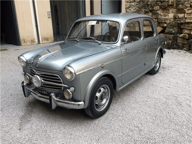 Stanguellini – 1100 TV Colli