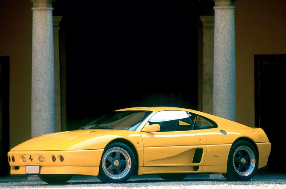 Ferrari – 348 Elaborazione