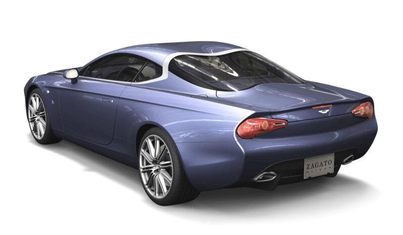 Aston Martin – DBS Coupe Centennial full