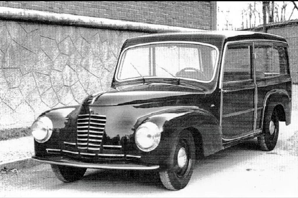 Fiat – 1100 Giardinetta Riva