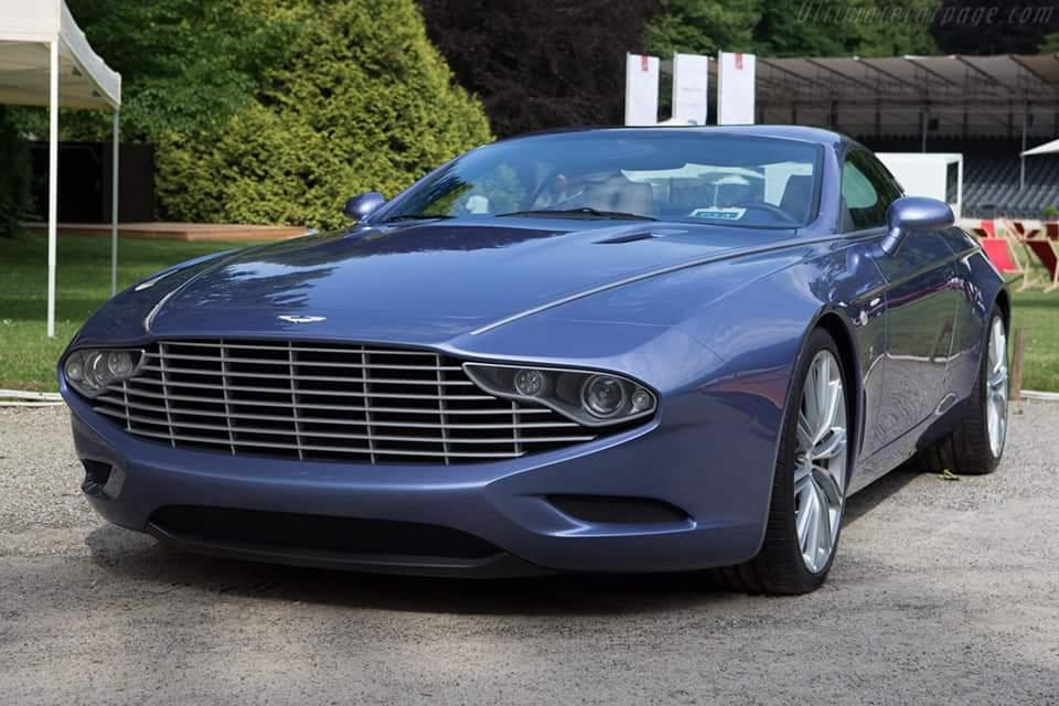 Aston Martin – DBS Coupe Centennial